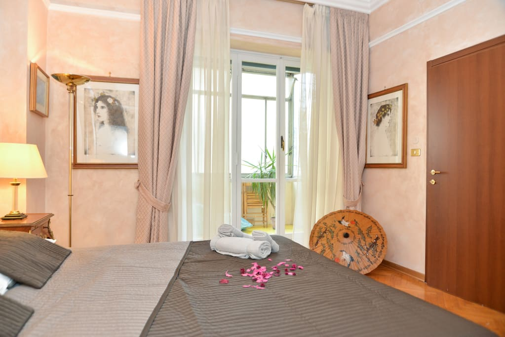 Lovely Rooms in Rome - Room #1