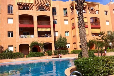 Luxury apartment with swimming pool - Casablanca - Appartement