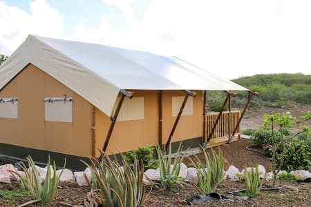 Safari Tent - Clothing optional Resort - Tienda de campaña