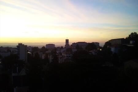 Chambre Meublée avec vue à Lyon 5 - Lyon