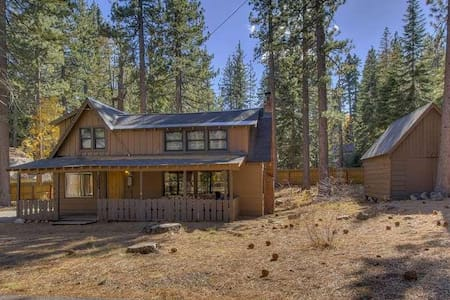 2BR house by lake, 7 minutes to ski