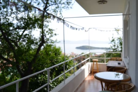 Peaceful flat at quiet Burgazada... - Princes' Islands