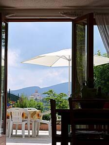Charming country villa with views - Sassoferrato - Villa