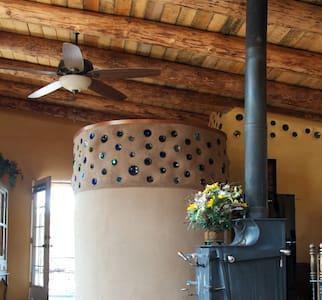 Tranquility Between Santa Fe & Taos - House