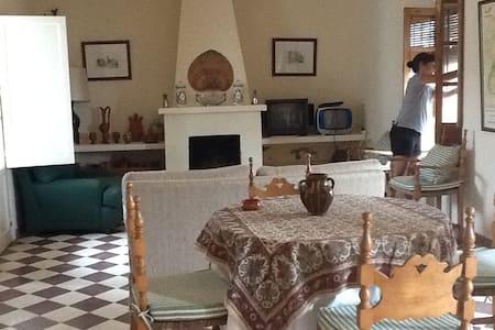 Casa Zaya, fin de semana con pádel - Casa