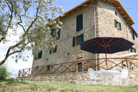 Lovely apartment with pool, Umbria - Apartment