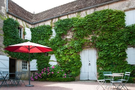 Amazing house in Southern Burgundy - Talo