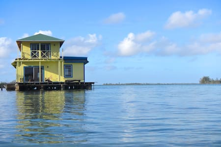 Sunset Point Houseboat, Andros - Haus