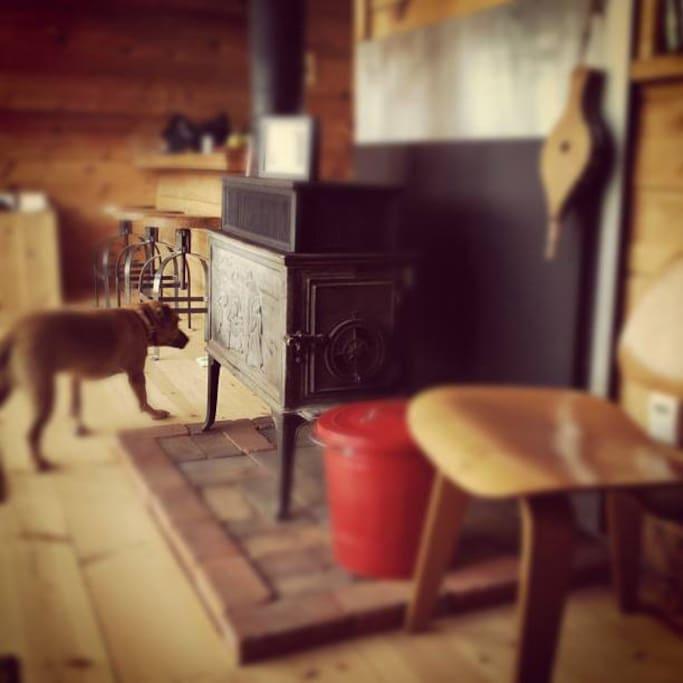 Living room Instagram #aframeflagstaff