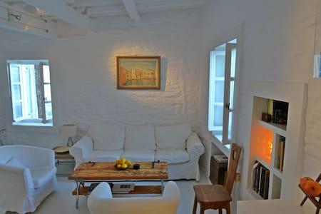 'Melina' Stone-built Cottage - Dom