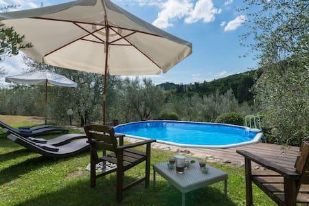 Carmignano*L'Olivo +swimming Pool - Carmignano (PO)