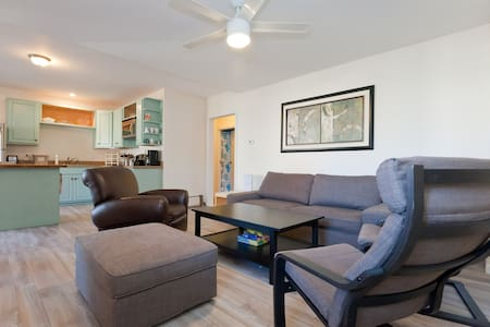 3 bedroom near Wesleyan, downtown - Apartamento
