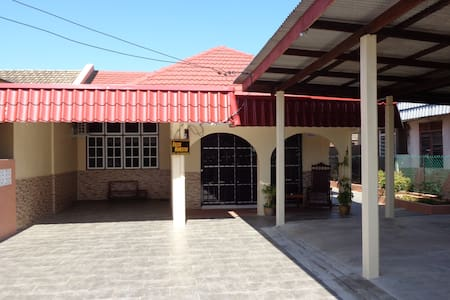 Enzek Homestay (Nice place for families & groups) - Haus
