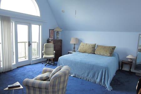 Upstairs Blue Room - Abingdon - House