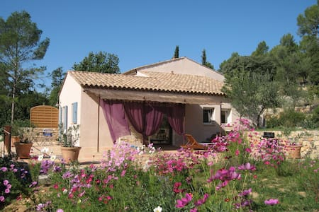 Charming Little Sunny House ! - Entrecasteaux - Casa