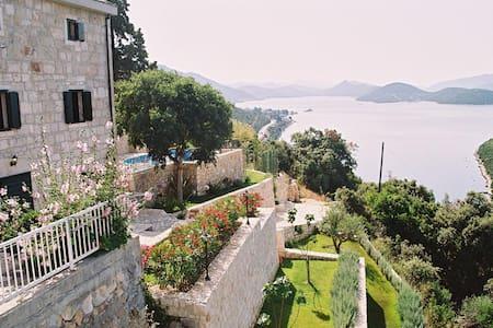 Luxury stone Villa near Dubrovnik - Duboka