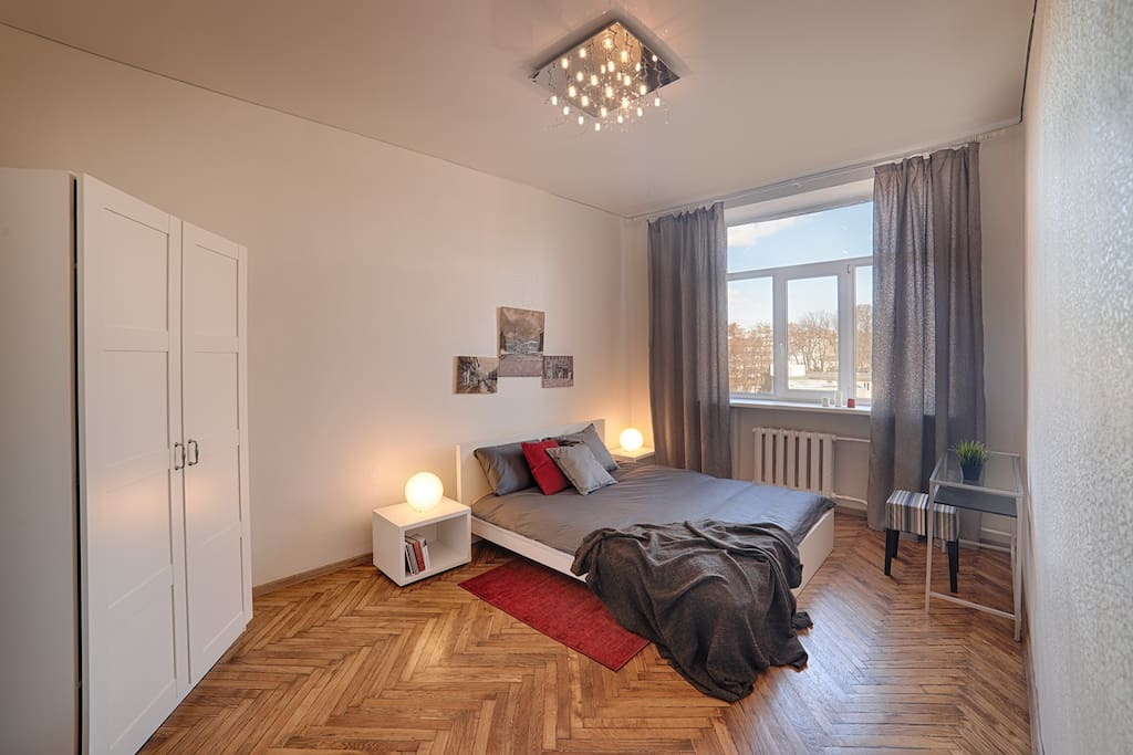 Chic 1bedroom  in city center G19