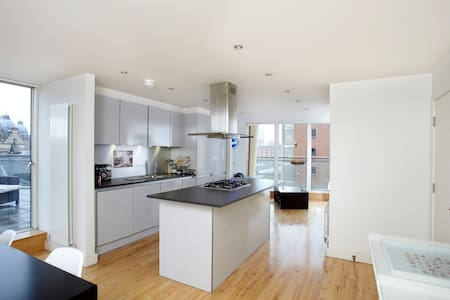Central apartment with great views