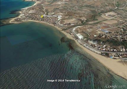"SICILY AGRIGENTO ""SCALA DEI TURCHI"" - Punta Grande"