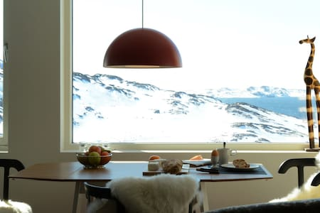Room With a View - Nuuk - Appartement