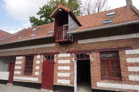 Loft 4 pers à la Ferme de Wolphus - Appartamento