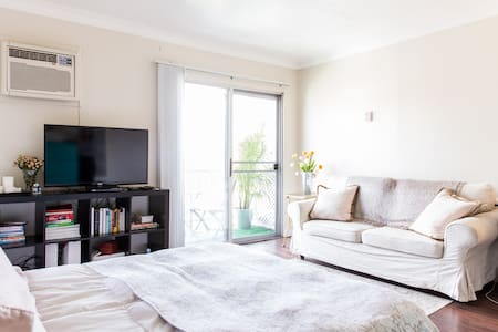 Charming Studio in WeHo - West Hollywood - Apartment