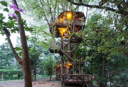 Tamarind cottage treehouse - Treehouse