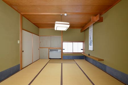 [Traditional Japanese Style Room 2] ZEN Hostel - Guesthouse