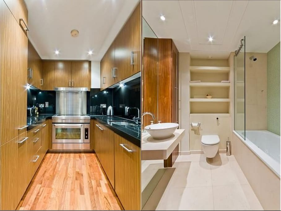 Riverview Penthouse Canary Wharf