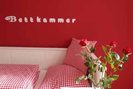 Zur Ruhe kommen in der Bettkammer - Blaufelden - Apartamento