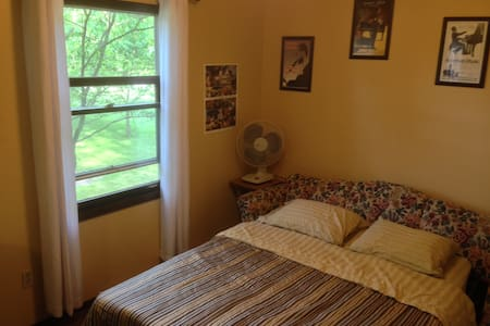 Large Room on Main Floor - Wheatfield - House