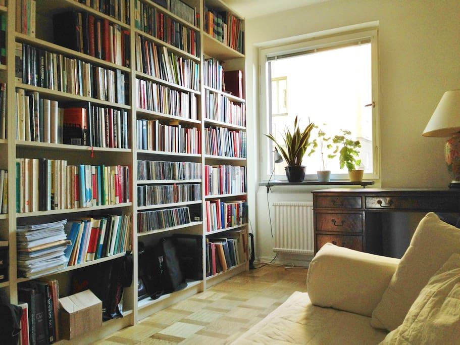 Office/Second Bedroom