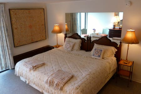 Mountain resort apartment in Stowe - Stowe - Appartement