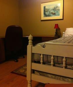Spacious room on Scugog Island