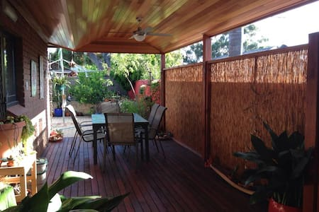Eco House close to Fremantle - Palmyra