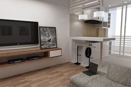 Cozy top floor Seafront - Wohnung