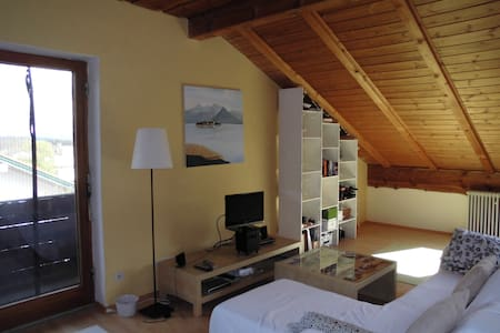 Modern 2-room apartment,83233 Berna - Bernau am Chiemsee