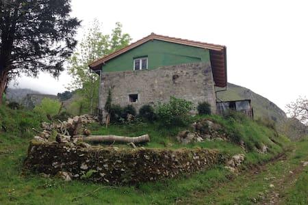 Beautiful Asturian Hut - Casa de campo