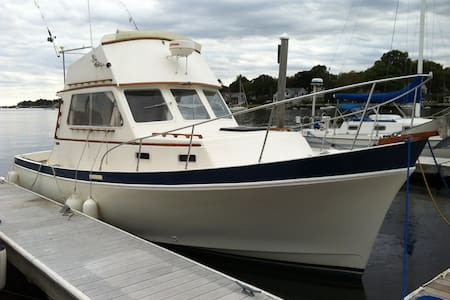 """Vytis"" Downeast Yacht 30 ft - Kapal"
