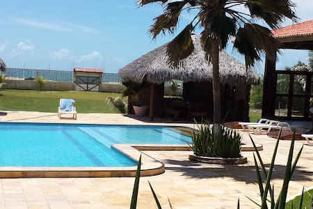 BEACHVILLA WITH SUPER POOL  - Fortaleza  / Taiba - Villa