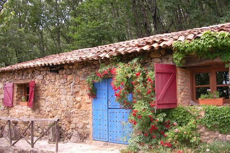 Mountain cottage - Garganta la Olla - Dom