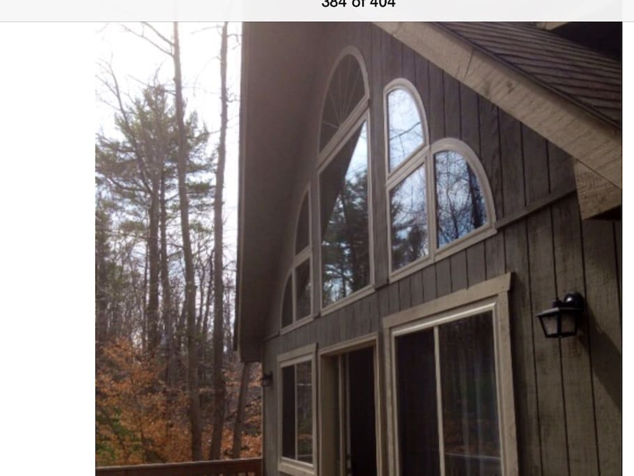 Great windows let in natural light