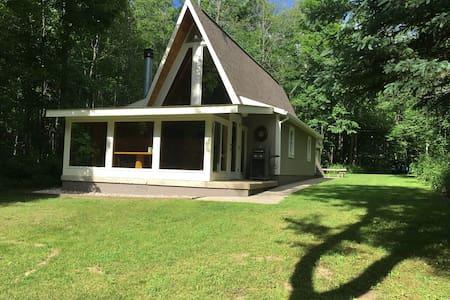 Couples Retreat - Blockhütte