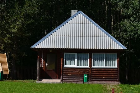 Домик Егеря в 40км от Минска - House