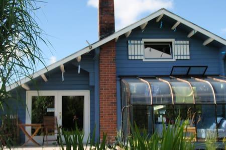 Idyllisches Ferienhaus für Familie - Neuhaus (Oste) - Rumah