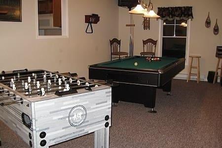 Poconos Retreat - Family & Friends - Albrightsville - Ház