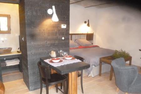 GÎTE POUR 2/3 PERSONNES - ROTTIER DRÔME PROVENCALE - Apartment