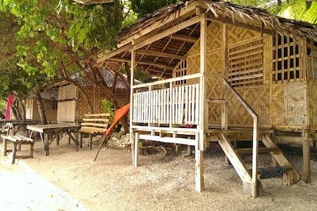 Ocean Beach Hut with Sandy Beach 1