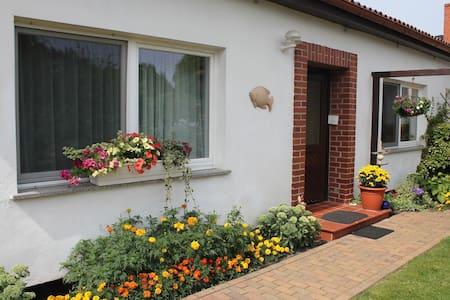 Urlaub zwischen Bodden und Ostsee - Apartament