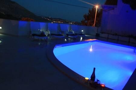 SunnyAp.Pool,Seaview,8kmDubrovnik - Apartment